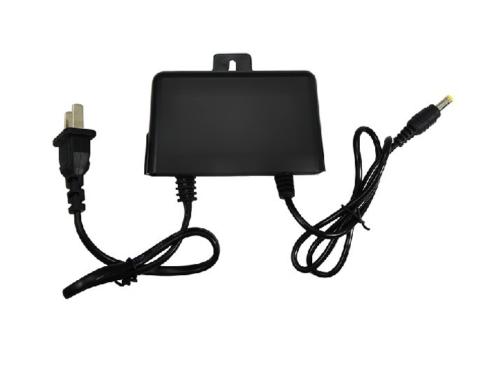 12V 2A Waterproof Power Supply AC/DC Adapter for CCTV Security Camera yk 16 waterproof power supply adapter for ccd camera black ac100 240v