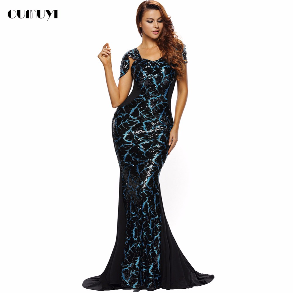 Popular Blue Dinner Dresses-Buy Cheap Blue Dinner Dresses lots ...