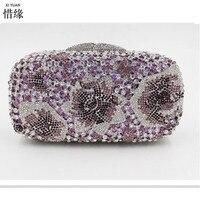 XIYUAN новый бренд женские свадебные золотые сумочки брендовый дизайн hasp cluth кошелек для Свадебный для свадебной вечеринки пакет для подарка н