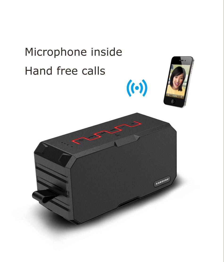 Zuczug portátil IP67 impermeable al aire libre inalámbrico - Audio y video portátil - foto 5