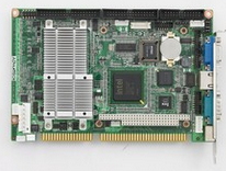 Industrial Motherboard ISA half-size CPU card for PCA-6781VE