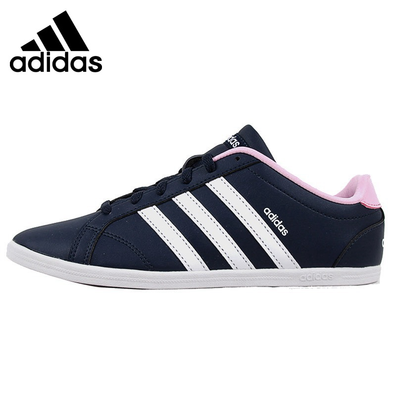 Original New Arrival 2018 Adidas NEO Label CONEO QT Women's Skateboarding Shoes Sneakers