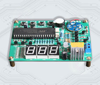 Analogue Washing Machine Electronic Assembly Kit Electronic Product Assembly Guide Book