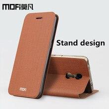 Xiaomi Redmi Note 4 х чехол Redmi Note 4 глобальной версии 3 г 32 г кожи сальто назад Силиконовые Mofi Xiaomi Note 4x случаях 5.5