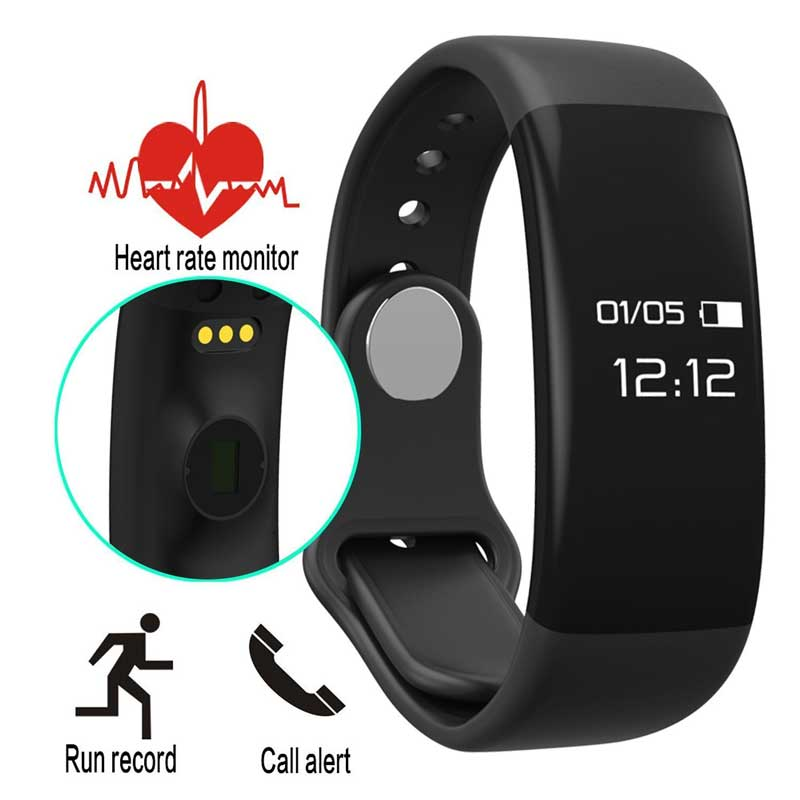 2017 New Sport Heart Rate Monitor Smart Band Pedometer Tracking Calorie Heart Ra
