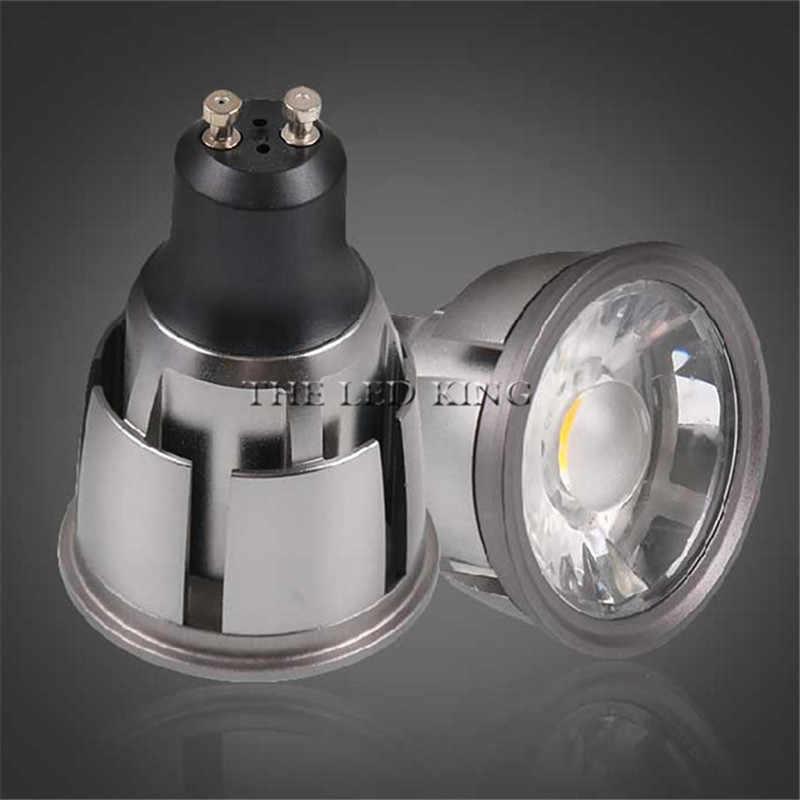 超高輝度 Led COB スポットライト 6 ワット 9 ワット 12 ワット E26 E27 MR16 GU10 GU5.3 電球 12V AC 220V 110V スポットライトランプウォームクールホワイト