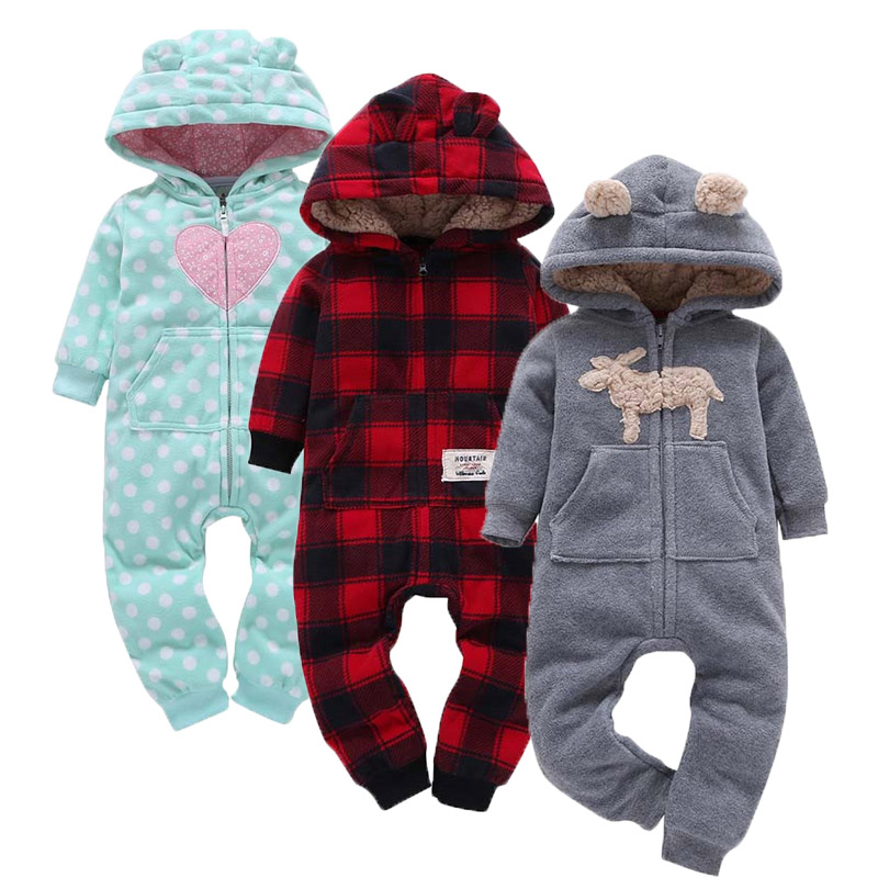 Winter Baby Rompers Baby Boy Clothes Cotton Baby Girl Clothes Newborn Baby Clothes Roupas Bebe Infant Jumpsuits Kids Clothinng baby rompers summer baby boy clothes gentleman newborn baby clothes infant jumpsuits roupas bebe baby boy clothing kids clothes