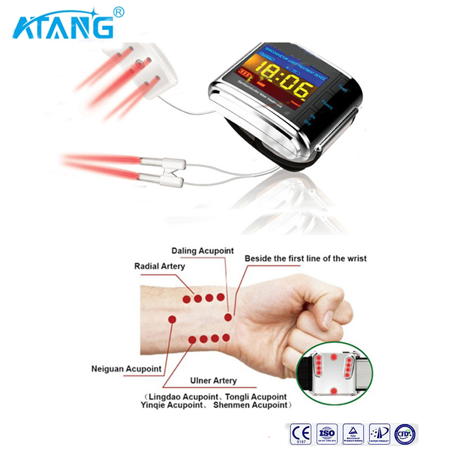 Massage & Relaxation Atang 2018 New Low Lever Laser Watch Elder Treat Hypertension Hyperlipidemia Medical Device Reduced Blood Viscosity Activation Making Things Convenient For Customers Back To Search Resultsbeauty & Health