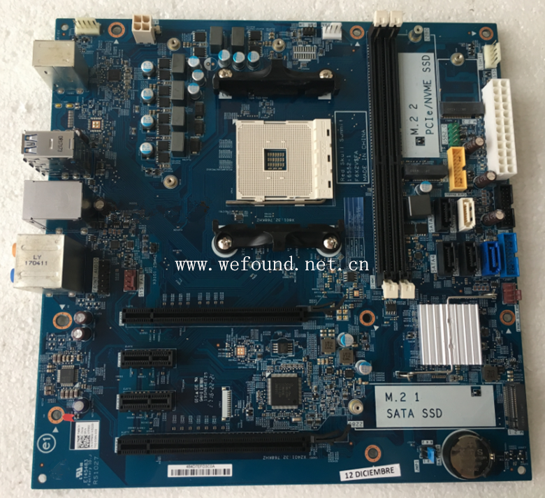 Desktop Motherboard For 5675 477DV 7PR60 F6X2V 0477DV 07PR60 0F6X2V Will Test Before Shipping