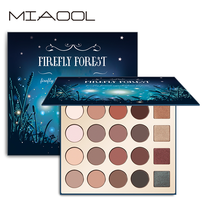 Miaool Obsessions Palette Topaz 9 Colors Shimmer Matte Eyeshadow Palette Beauty Precious Stone Mini Makeup Eye Shadow Eye Shadow Beauty & Health