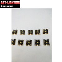 6pcs/lot Luminus 30W Led Chip White 5700K 3750LM LED moving head beam lamp Diode LEDS DIY LED lamp