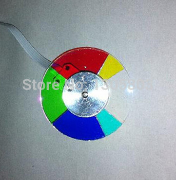 Projector color wheel  for NEC projector NP40+ NP52 NP53+ NP54+ NP56+ NP60 NP62+ NP63+