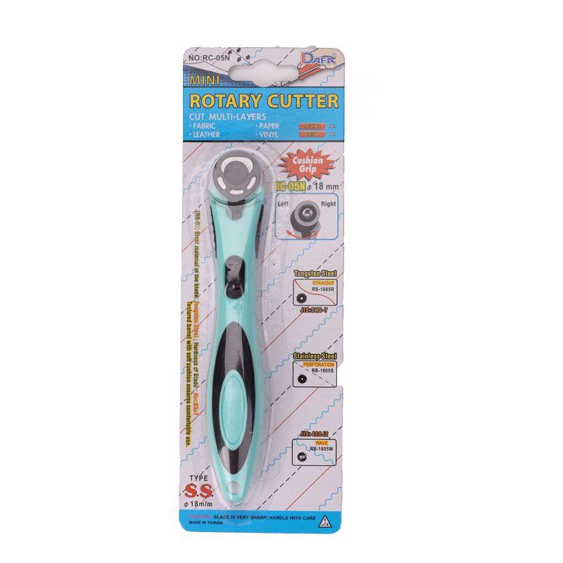 Rotary Cutter And Blade DAFA rotary cutter SIZE 18mmRotary Cutter And Blade DAFA rotary cutter SIZE 18mm