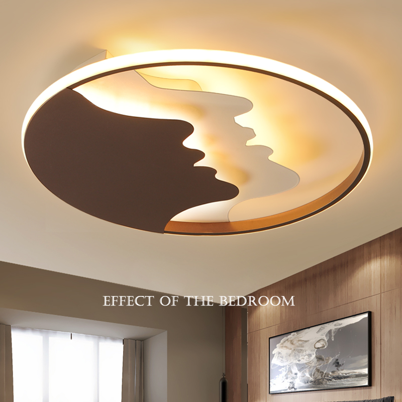 Licht & Beleuchtung Oberfläche Montiert Moderne Led Decke Ligths Für Küche Esszimmer Foyer Decke Lichter Dimmbare Kinderzimmer Decke Lampe Weiß Deckenleuchten & Lüfter