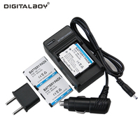 Tian Fen 3pcs Battery Charger NB 11L NB11L Rechargeable Camera Battery For Canon IXUS 125 240HS