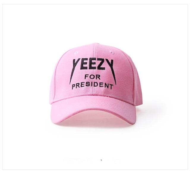 Kanye West Yeezy Baseball season 3 Caps Skateboards Cap Black Men Hiphop Street Hat Adjustable Gorras  SNAPBACK Yeezys Hat