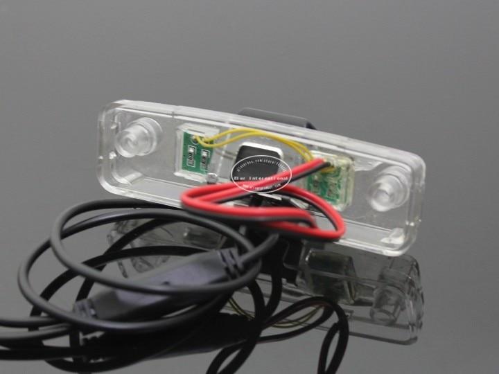 Автомобильная парковочная камера/светильник номерного знака камера заднего вида для Subaru Impreza WRX STi Sedan 2007 2008 2009 2010 2011