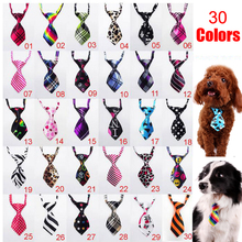 2017 Factory Sale New Colorful Handmade Fashion Cat Ties Pet Bow Ties Dog Neckties Dog