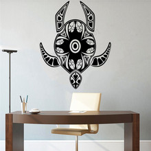 Wall Decoration Tribal Room Sticker Vinyl Art Removeable Turtle Tortoise Poster Cute Animal Decal Modern Fashion Decor LY345