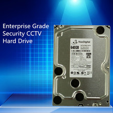 640GB HDD SATA 3.5″ Enterprise Grade Security CCTV Hard Drive Warranty for 1-year