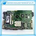 Original rev 2.1 placa madre para asus k50af laptop ddr2 probó mainboard k50af