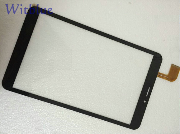 New Touch Screen Replacement Digitizer Glass Touch Panel Sensor for 8 Digma Plane E8.1 3G PS8081MG Tablet PC Free Shipping replacement touch screen digitizer glass for lg p970 black