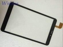"Nueva Pantalla Táctil de Reemplazo Sensor Panel Táctil de Cristal Digitalizador para 8 ""Digma Plane PS8081MG E8.1 3G Tablet PC Envío Gratis"