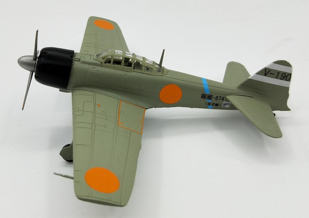 1:72 WWII Japan Zero A6M3 32 fighter Alloy aircraft model Collection model Holiday gift 1/72 scale toy models plane1:72 WWII Japan Zero A6M3 32 fighter Alloy aircraft model Collection model Holiday gift 1/72 scale toy models plane
