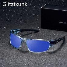 Glitztxunk Sunglasses Men's Polarized Driving Sports Sun Gla