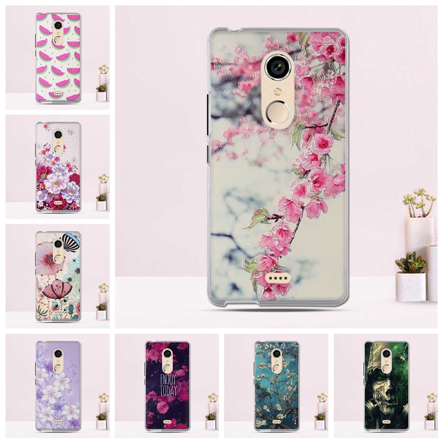Painted Case For BQ BQS-5050 Strike Selfie 5.0 Case Soft Silicon Back Cover Case for BQ S 5050 BQS5050 Phone Case for bqs5050