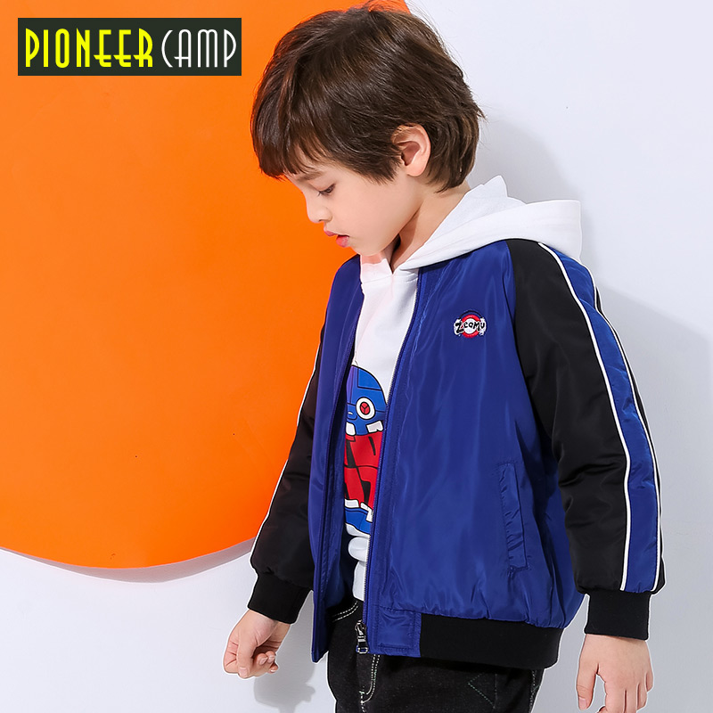 Pioneer camp kids new winter thicken jacket coat boys brand clothing fashion warm patchwork jacket for boys outerwear BJK809082 Pioneer camp kids new winter thicken jacket coat boys brand clothing fashion warm patchwork jacket for boys outerwear BJK809082