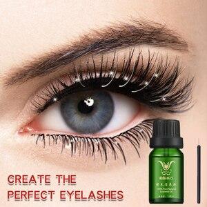 Image 3 - Ciglia Enhancer Siero Ciglia Siero Crescita Delle Ciglia Trattamento Natural Eye Lashes Mascara Allungamento Più A Lungo