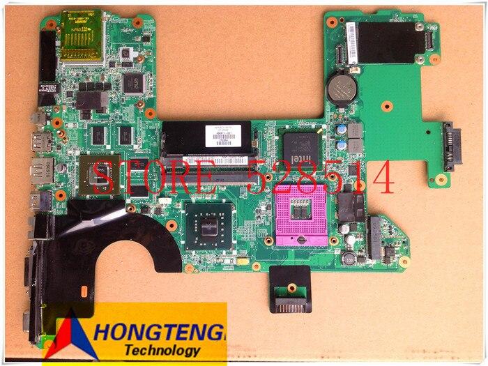 original laptop MOTHERBOARD for hp HDX18  Non-Integrated  DDR2 496871-001 100% Test ok погремушки yookidoo петушок