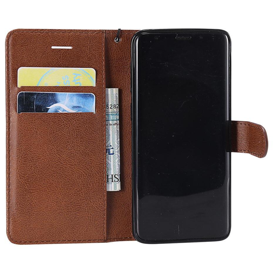 Flip Wallet Case For Samsung Galaxy S10 S10e S7 S8 S9 Plus A3 A5 A7 A8 2018 J2 J4 J6 J8 J3 J5 J7 2017 Note 9 Leather Phone Case