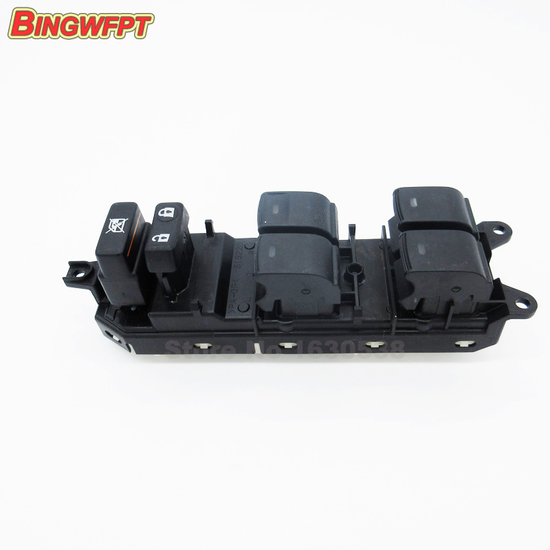 Master Power Window Switch for Toyota Brand Camry 2008-2014 ALLION 2011 for LEXUS ES350 2007-2009 84040-33080 84820 52090 power window master switch assy for toyota echo verso yaris 8482052090