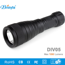 Brinyte DIV05 LED Diving Light CREE XML2 1000lm LED Scuba Diving Torch