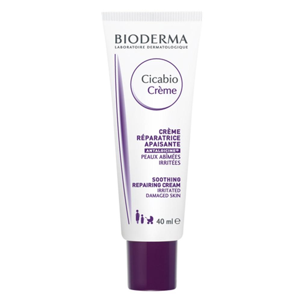 Day Creams & Moisturizers BIODERMA 028001 Skin Care face cream moisturizing and restoring bioderma abcderm cold cream