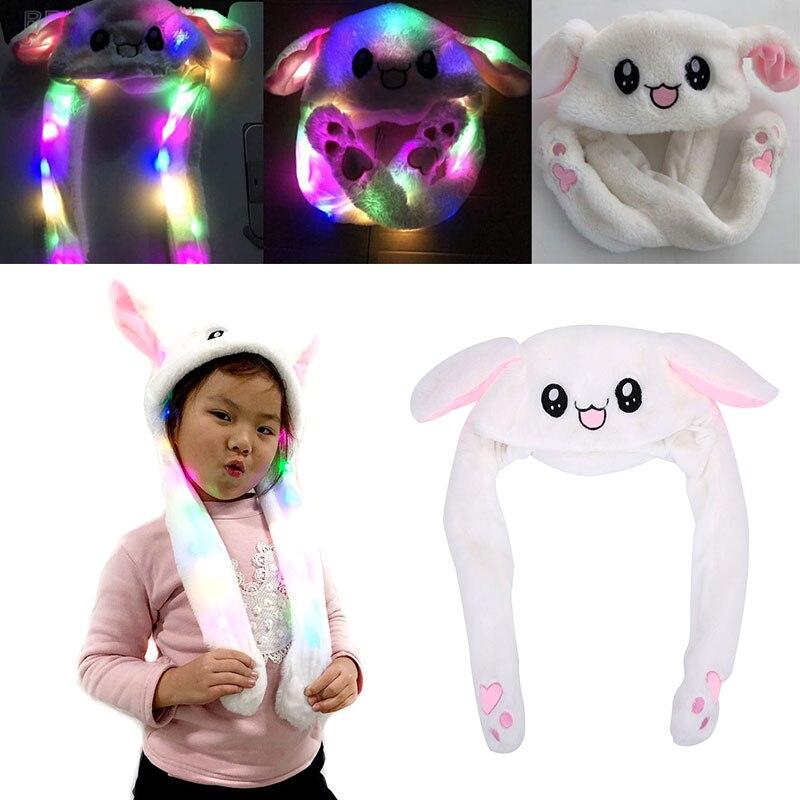 Шапочка кролика для танцев, шапочка кролика, шапочка кролика для косплея, лапа для танцев, ритм музыки, легкая шутка, гассумка магнетита, кролик