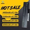 HSW batería del ordenador portátil para Asus A32-K72 A32-N71 K72DR batería para portátil K72D K72F K72JR K73 K73SV batteies K73S K73E N73SV de la batería