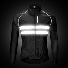 WOSAWE Reflective Motorcycle Jacket Windproof Water Resistance High Visibility Cycling Bike Motocross Clothes Racing Sports Coat цена и фото