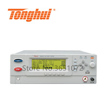TH9201C AC hipot tester AC withstanding voltage tester, AC voltage 0-5000V; AC current 0-20 mA