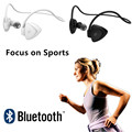 Focus on sports wireless Bluetooth earphone headphone wireless earhook stable when you run noise cancelling portable microphone