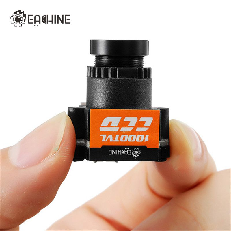Eachine 1000TVL 1/3 CCD 110 Degree 2.8mm Lens Mini FPV Camera NTSC PAL Switchable For FPV Quadcopter RC Drone With Camera DIY new arrival eachine ccd 700tvl 148 degree camera lens with 5 8g fpv transmitter for pfv system