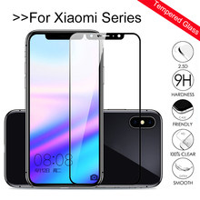 Tempered Glass For Xiaomi redmi note 6 pro Case Screen Protector on xiomi xaomi redmi note 5 4 4x 6A plus Protective Glass Cover(China)