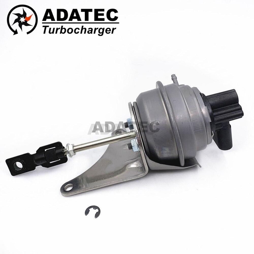 Electronic Wastegate Actuator GTB1749V 757042 03G253010AV Turbocharger Vacuum For VW Touran 2.0 TDI 125 Kw - 170 HP BMN BMR BUY
