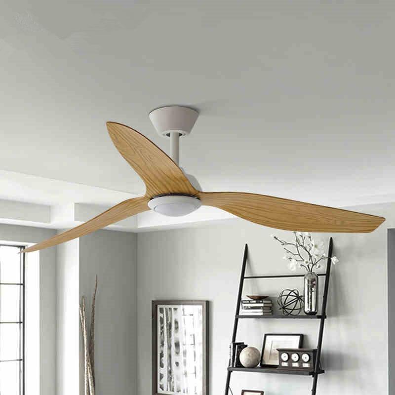 Aliexpress Buy Modern Ceiling Fan With LED Lights