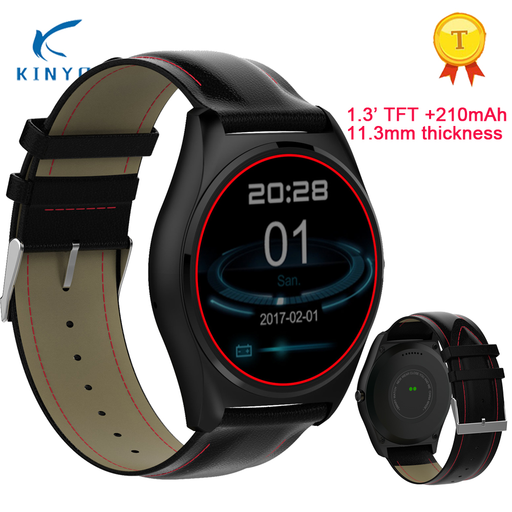 Smart Watch Wireless Charging call answer phone watch 11.3mm thickness slim fashion design for oppo vivo huawei xiaomi honor 10 цена