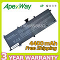 Apexway 4400 мАч Аккумулятор для Asus C21-X202 S200 S200E X201 X201E X202 X202E S200E-CT209H S200E-CT243H S200E-CT157H X202E-DH31T