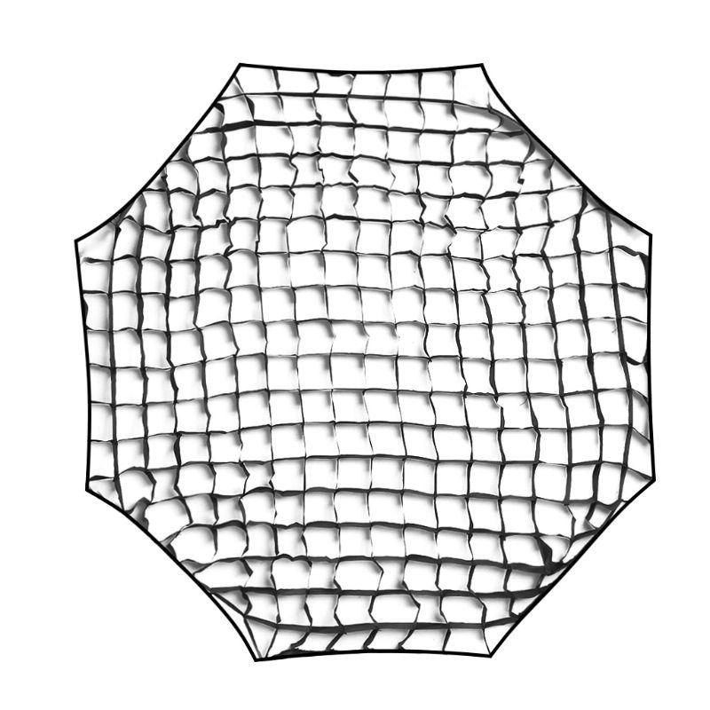 "2019 Brand High Quality Octagonal Honeycomb Grid Mount For 80cm/32"" Studio/Strobe Umbrella Softbox"