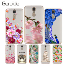 Geruide ZTE Blade A610 PLUS 5.5 Case Cover Protector Soft TPU Silicon Back Cover Case For ZTE Blade A610 Plus A610+ Phone Case силиконовый чехол для zte blade a610 plus df zcase 12